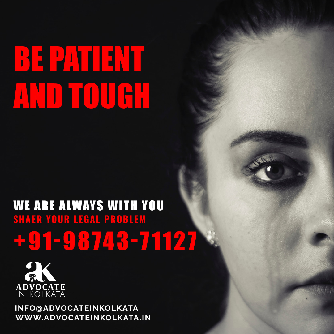 Be patient and tough…