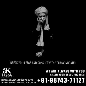 Break your fear and consult with your advocate!!