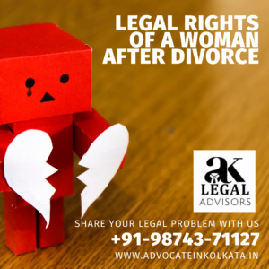 Legal Rights of a Woman After Divorce